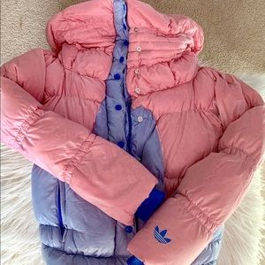 adidas Jackets & Coats - Adidas NEW Adorable Puffer Down Winter Jacket ❄️